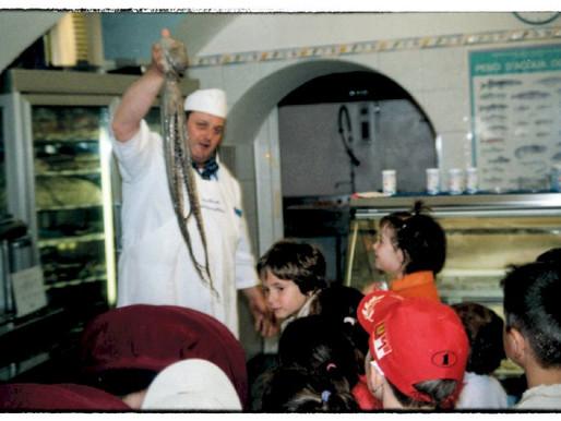 I Dellagiacoma: una pescheria di padre in figlio