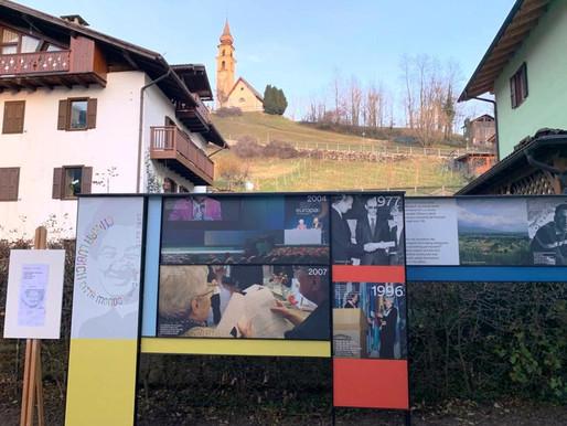 Primiero: inaugurata la mostra su Chiara Lubich