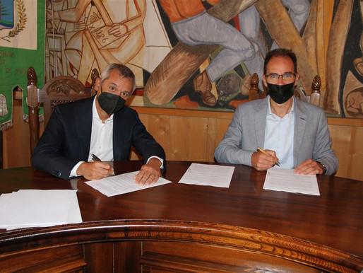 Il Comune di Baselga di Piné e Acea Innovation siglano l'accordo per la transizione ecologica