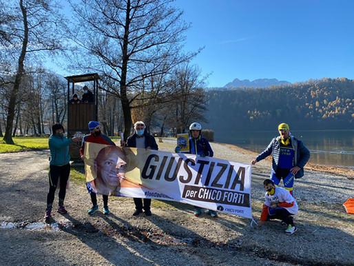 A Levico Terme la CHICOTHLON edizione zero: un'iniziativa per il rientro in Trentino di Chico Forti
