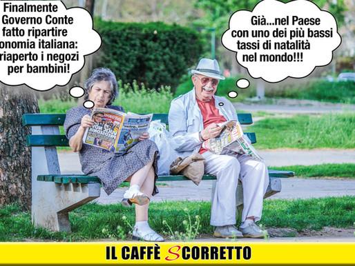 Il caffè (S)corretto di Petronio