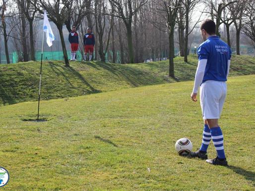 A Pergine si pratica il Footgolf: non solo calcio, non solo golf