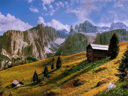 Dopo il successo del Co-living a Luserna... e se andassimo a vivere tutti in montagna?