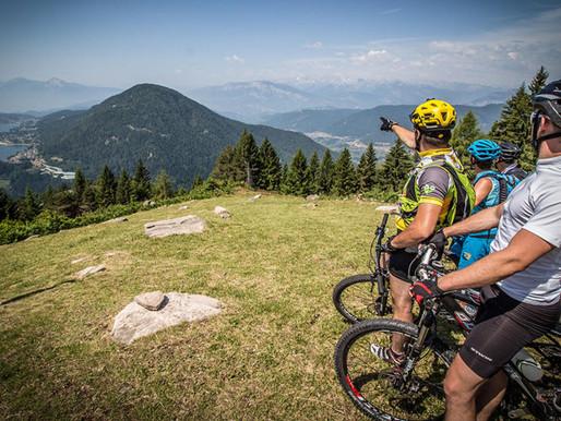 Piné Hike&Bike, al via il progetto di nuovi percorsi mountain bike tra Pinetano e Val di Cembra
