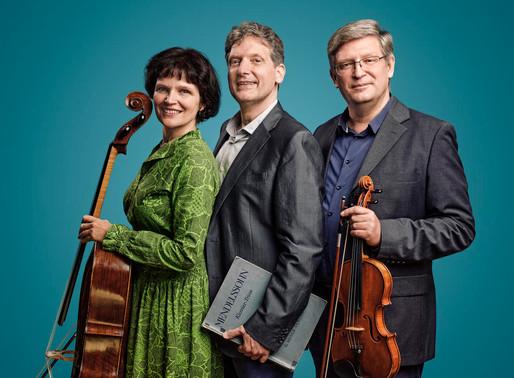 """Al Parco delle Terme di Levico, il 25 agosto Concerto con il """"Trio Guarino"""""""