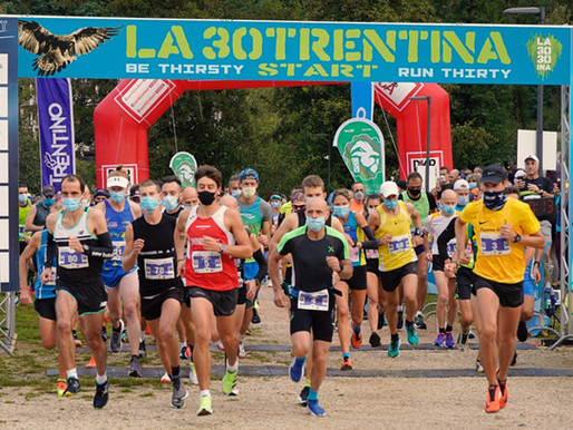 Sabato si torna a correre intorno al Lago di Levico, sfida che apre la strada a La Trenta Trentina