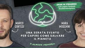 Il 29 ottobre a Vigolo Vattaro una serata evento per capire come salvare il pianeta