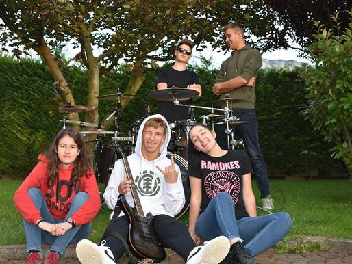 Gli Over Black: band valsuganotta giovanissima, ma con le idee chiare