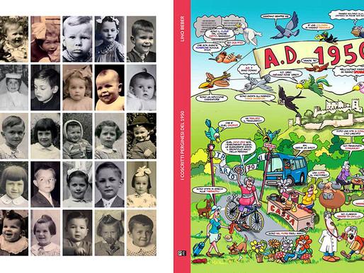 Pergine: tutti i coscritti del 1950 racchiusi in un libro