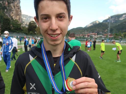 Francesco Ropelato: intervista al Campione italiano cadetti nella gara dei 2000 metri