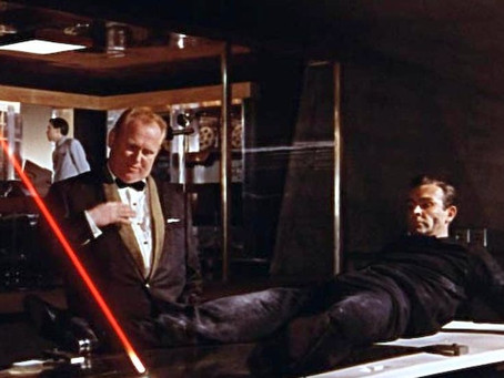 """""""No Mr Bond, I expect you to be delayed..."""""""