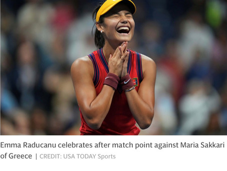 How Did Ch4 Win The US Open?