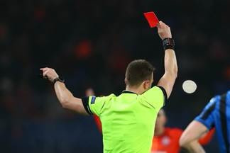European Super League – A Red Card Offence?