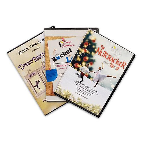 Recital DVDs