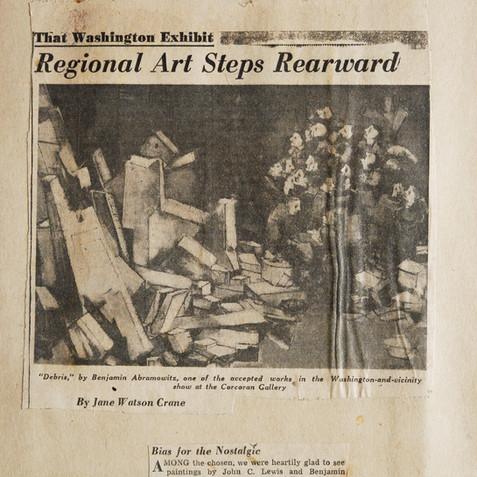 Corcoran Gallery of Art, 1948