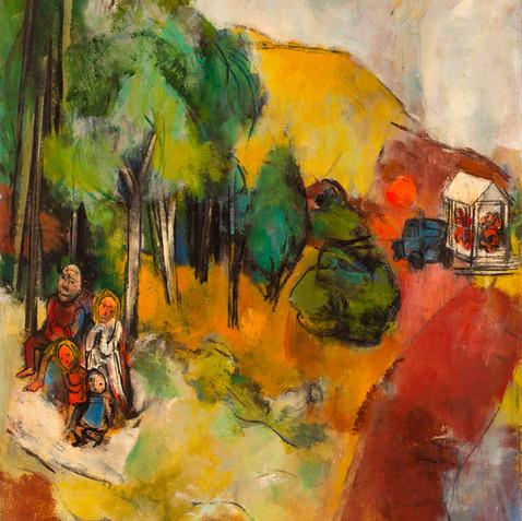Woods, 1949