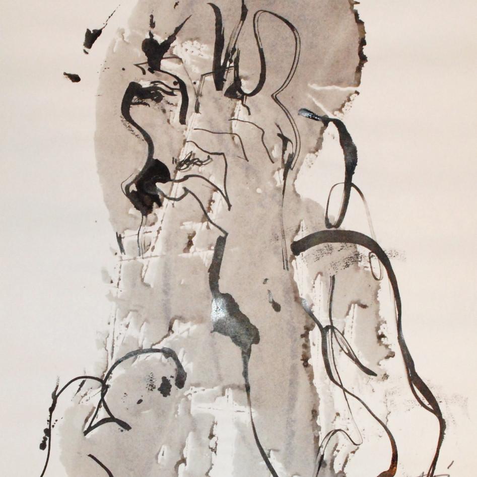 Nude Drawing No. 2