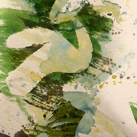 Color Wash No. 6