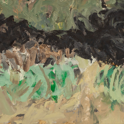 Green Grass, 1961