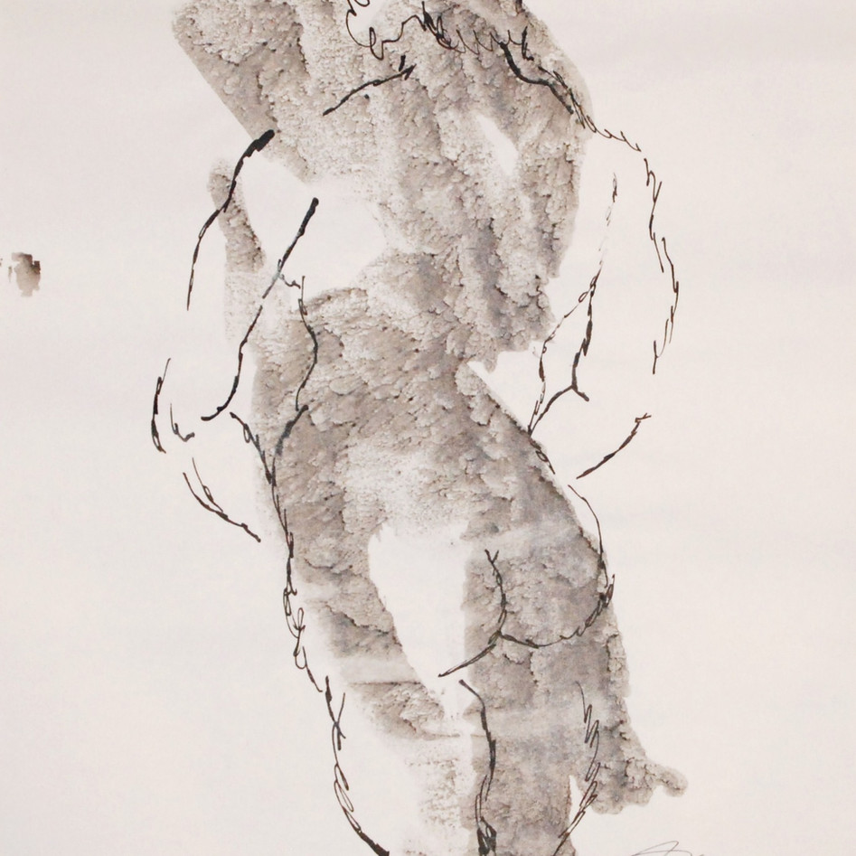 Nude Drawing No. 8