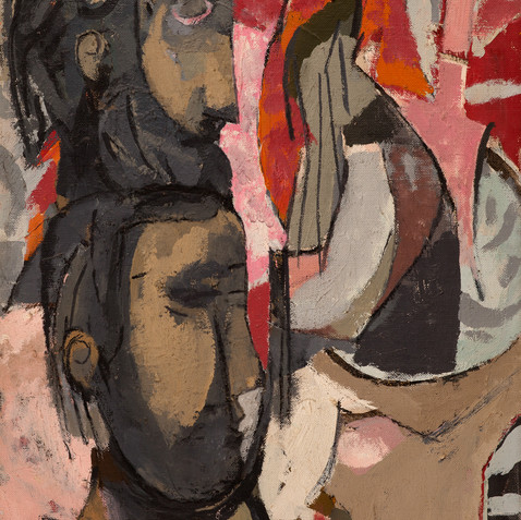 Aeneas and Anchises, 1954
