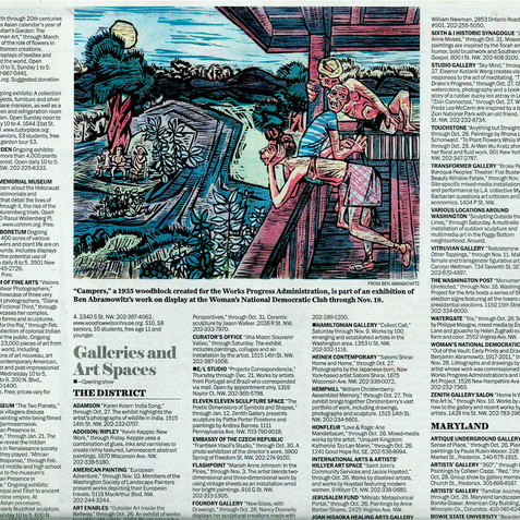 The Washington Post Review, 2012