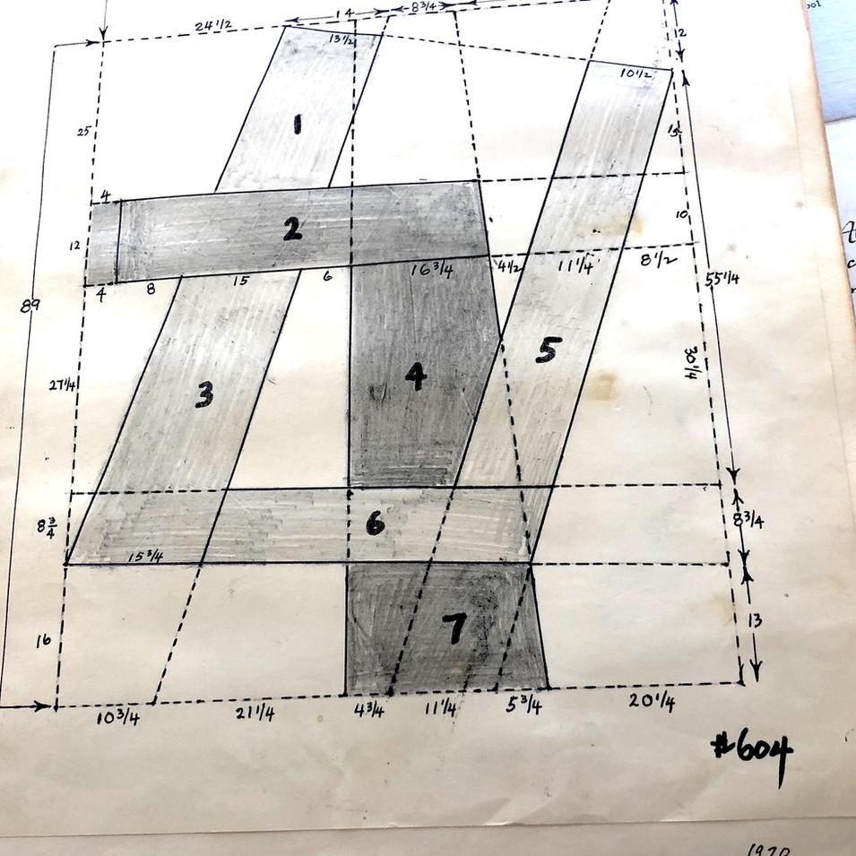 Sketch No. 609, 1970