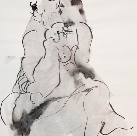 Nude Drawing No. 5