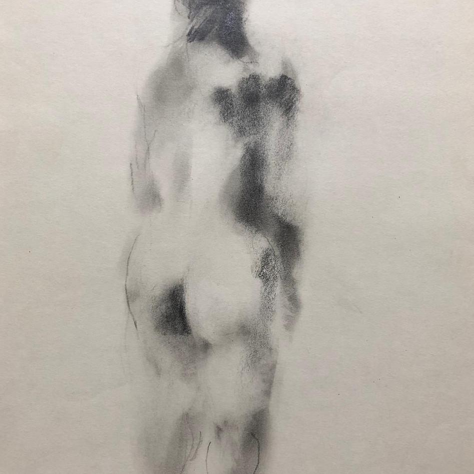 Nude Drawing No. 26