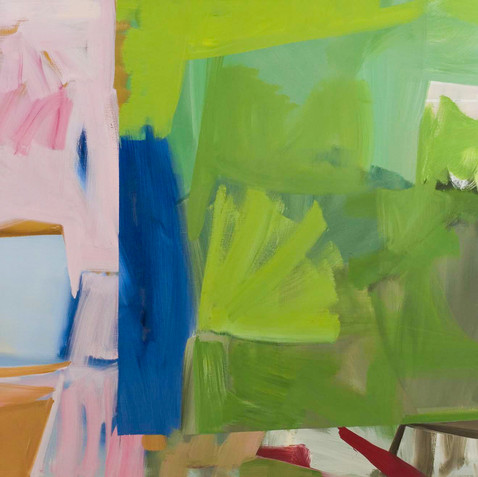 Green and Pink, 1961