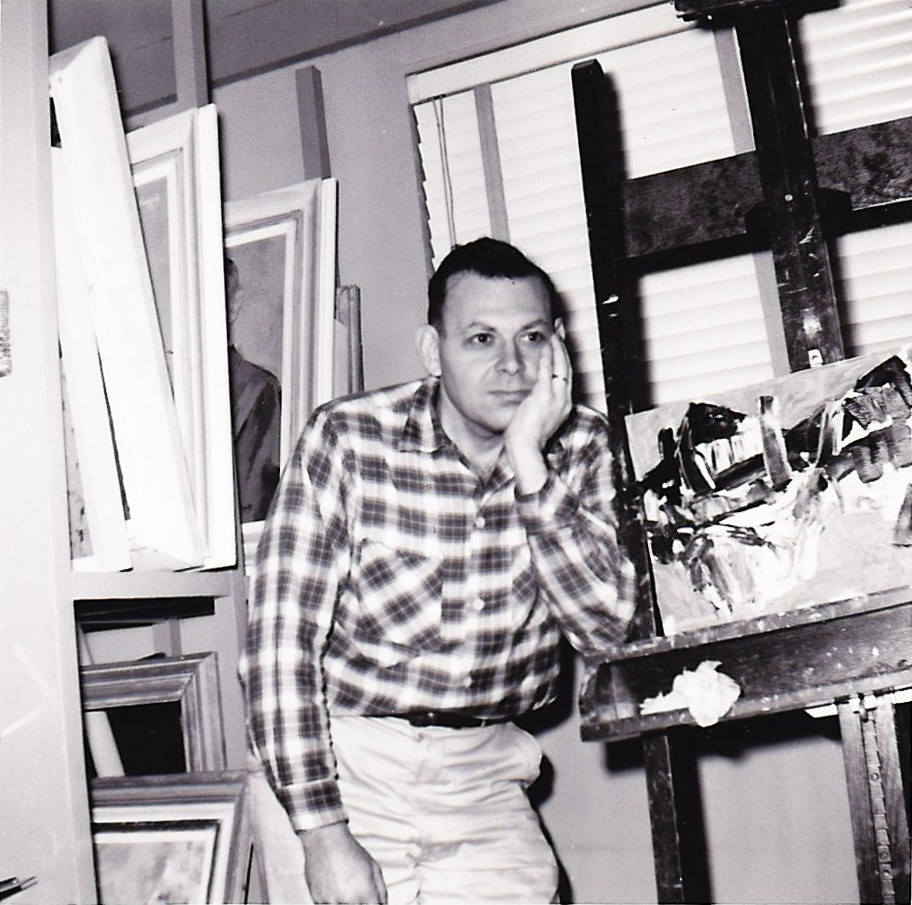 Benjamin Abramowitz press photo, 1947