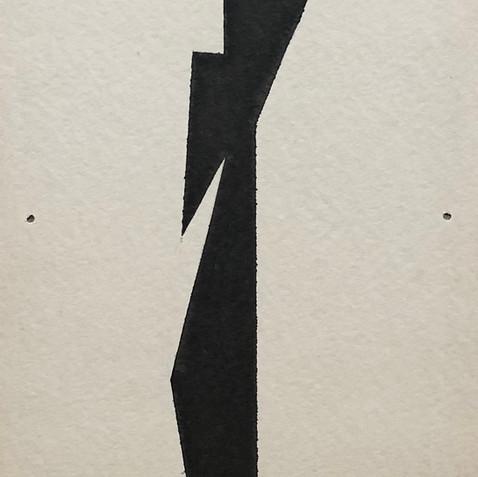 Sculpture Drawing No. 20
