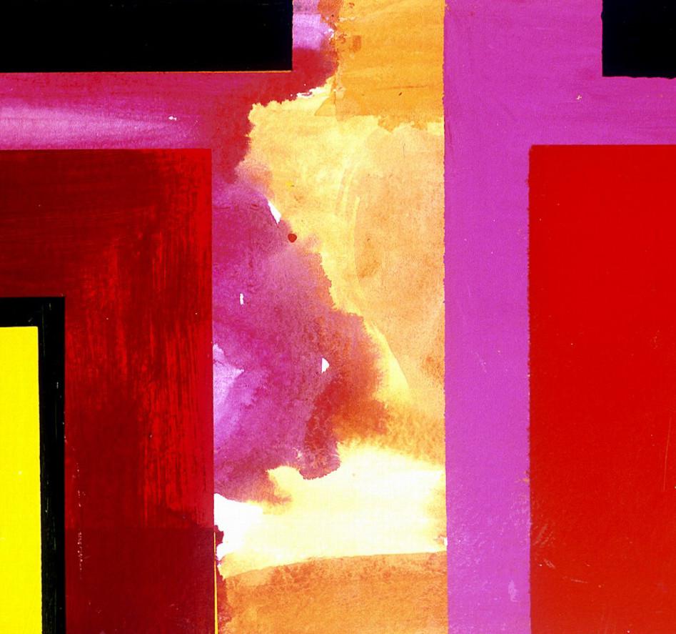 Color Field No. 15, c. 1963