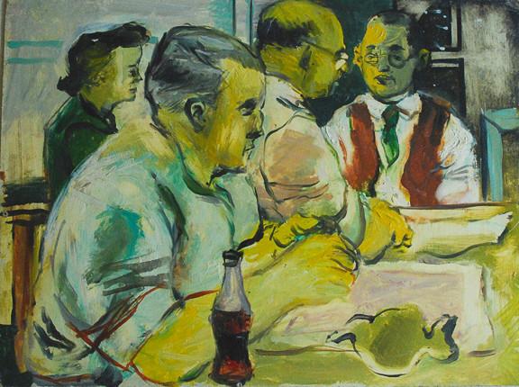 Diner, c. 1940