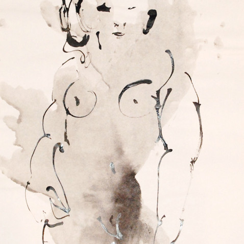 Nude Drawing No. 1