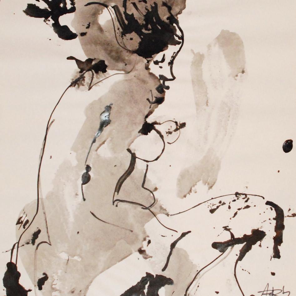 Nude Drawing No. 11