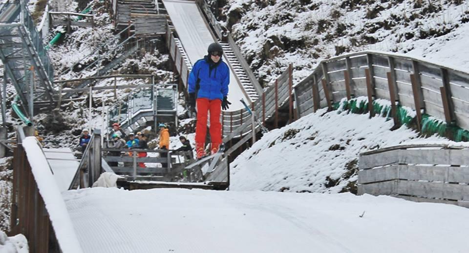 Skisprungworkshop im Allgäu