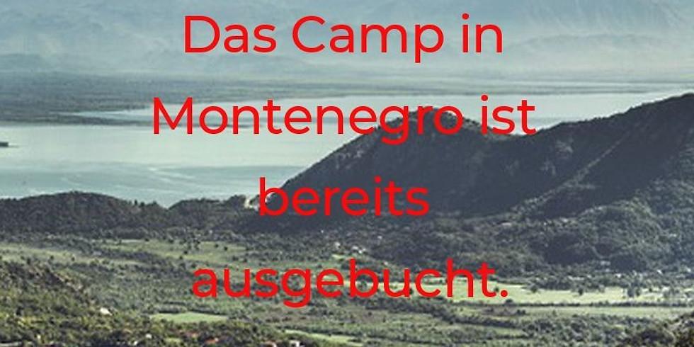Canyoning Camp Montenegro 2019 - ausverkauft!