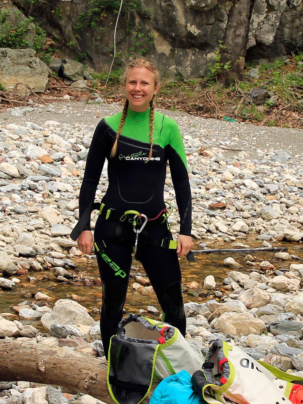 deap wetsuit