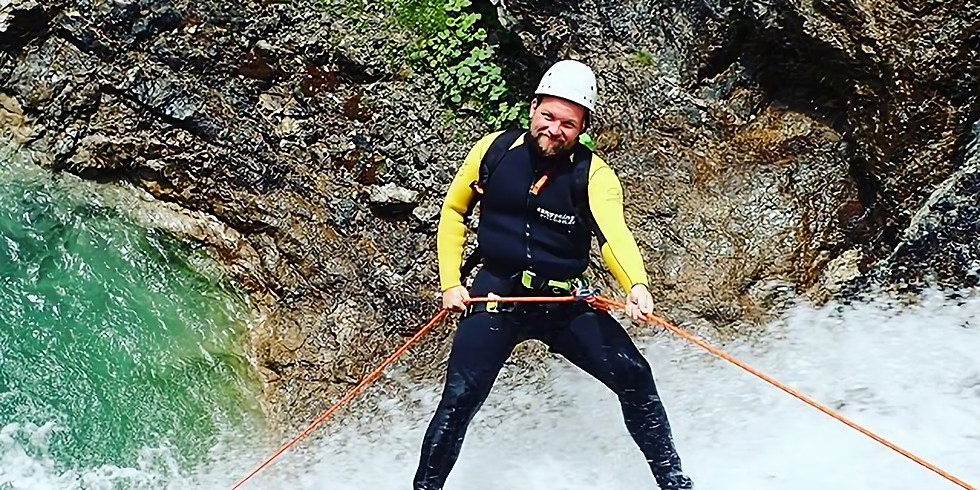 Canyoning Camp Lechtal 2019
