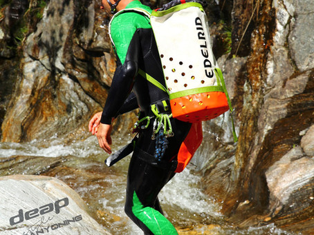 The world's best wetsuit - deap!