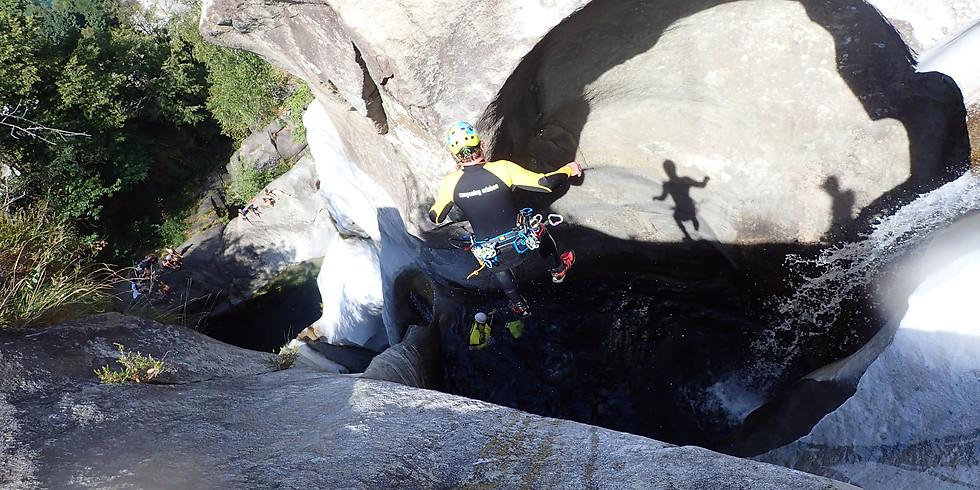 Canyoning Camp Chiavenna 2019 - 2