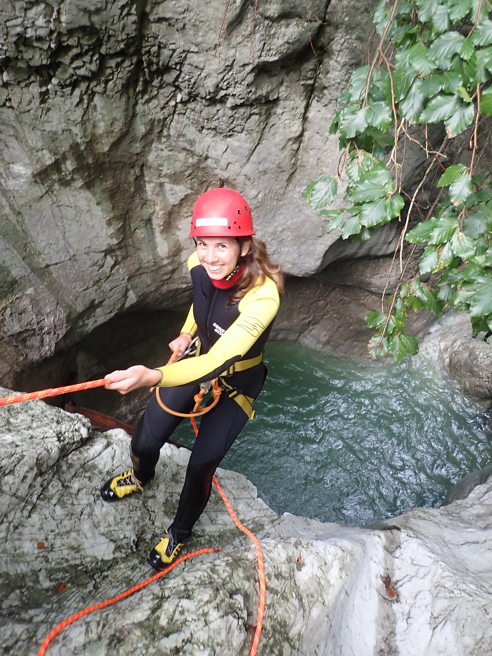 Canyoning in Bayern