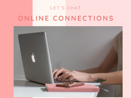 4 Reasons Why I Crave Online Connections