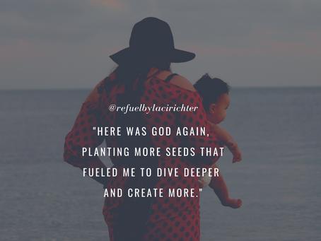 God Plants Seeds