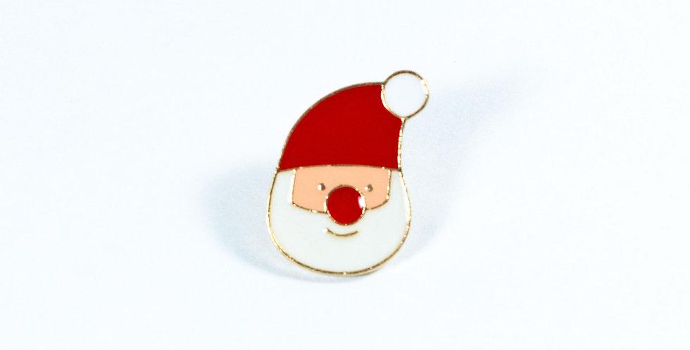 Pins Papa Noël