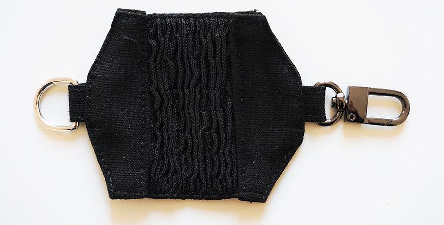 Rajout Noir 15 cm