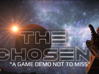 The Chosen is LIVE!