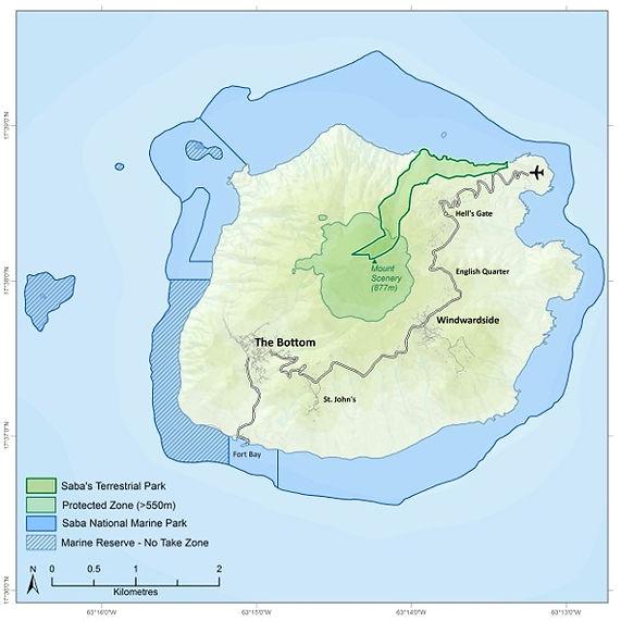 Saba National Marine Pak, Saba Conservation Foundation