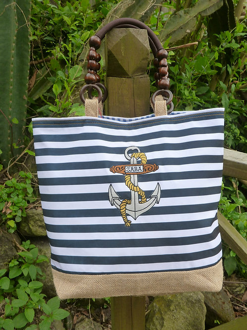 Ahoy Shopping Tote